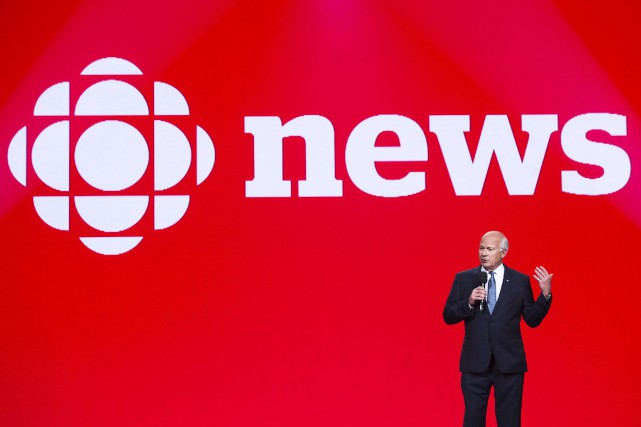 Le carrière prolifique de Peter Mansbridge a été... (PHOTO Nathan Denette, archives La Presse canadienne)