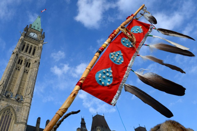 Deux chercheuses qui ont documenté la stérilisation de femmes autochtones à... (PHOTO ARCHIVES LA PRESSE CANADIENNE)