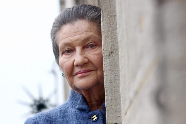 Simone Veil en 2007... (AFP, FRANCK FIFE)