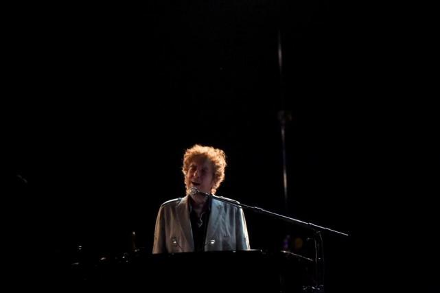 Les photographes n'étant pas admis au concert de... (PHOTO MARK MAKELA, REUTERS)
