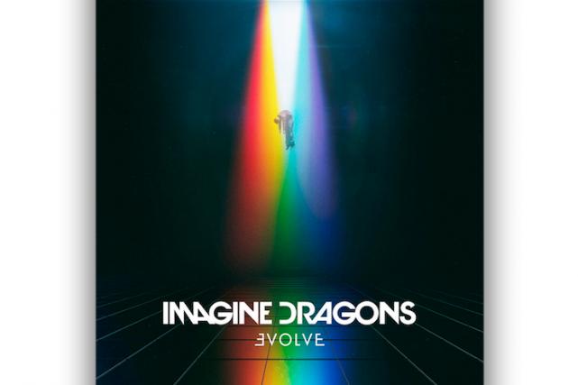 Pop/Rock,Evolve,Imagine Dragons...