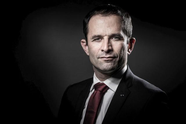 Benoit Hamon, qui a milité au sein du... (AFP,  JOEL SAGET)