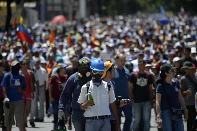 89 personnes ont péri depuis le début des... (Photo AFP)