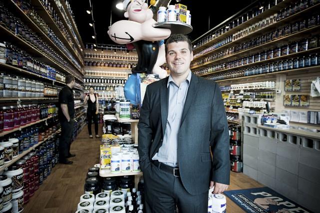 Philippe-Antoine Defoy, vice-président marketing de Popeye's Suppléments promet... (fournie par Popeye's)