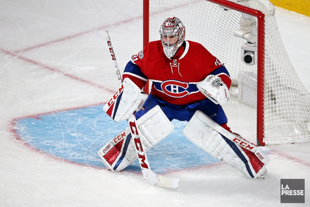 Le nouveau contrat de Carey Price lui rapportera en... (PHOTO ROBERT SKINNER, ARCHIVES LA PRESSE)