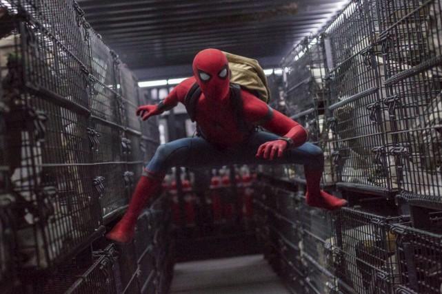 Marvel et Sony ont unis leurs efforts pour... (Columbia Pictures)