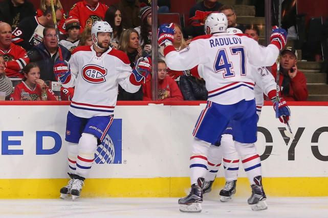 Interrogé sur la possibilité que Radulov et Markov... (Photo archives USA Today Sports)