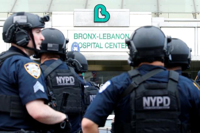 Parmi les victimes du tireur, plusieurs étaient médecins... (Photo Reuters)