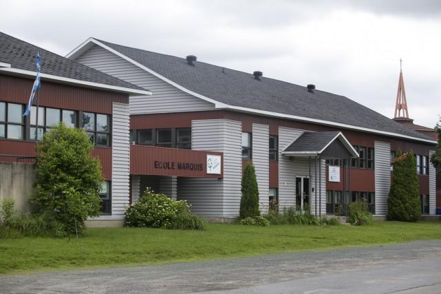 L'école primaire Marquis de Saint-Célestin ne pourra accueillir... (Olivier Croteau)