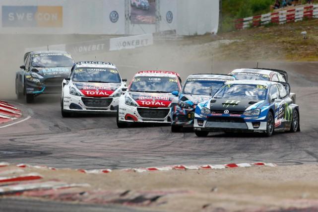 Avec sa victoire en Suède, Johan Kristoffersson sera... (World RX)
