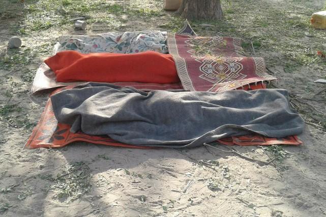 «Les éléments de Boko Haram (...) ont égorgé... (AFP)