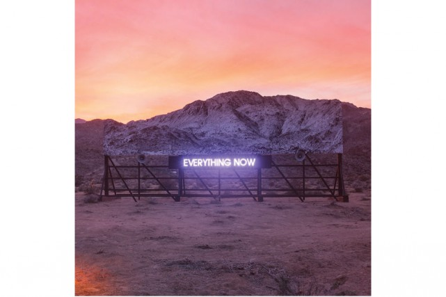 Everything Now d'Arcade Fire... (IMAGE FOURNIE PAR COLUMBIA/SONY)