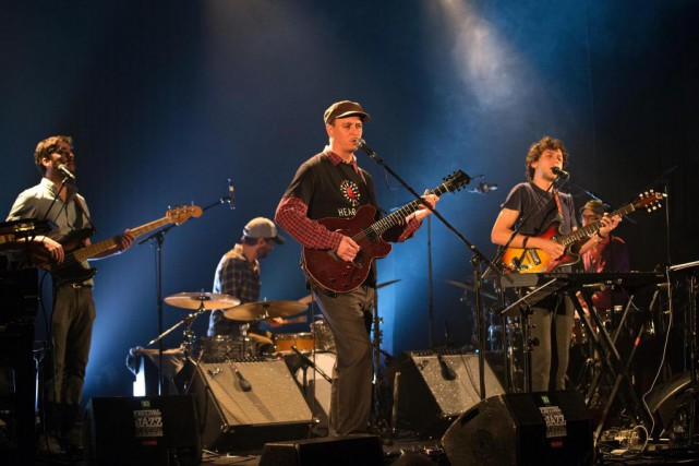 Kurt Rosenwinkel est venu présenter son album Caipi... (Photo Robert Skinner, La Presse)
