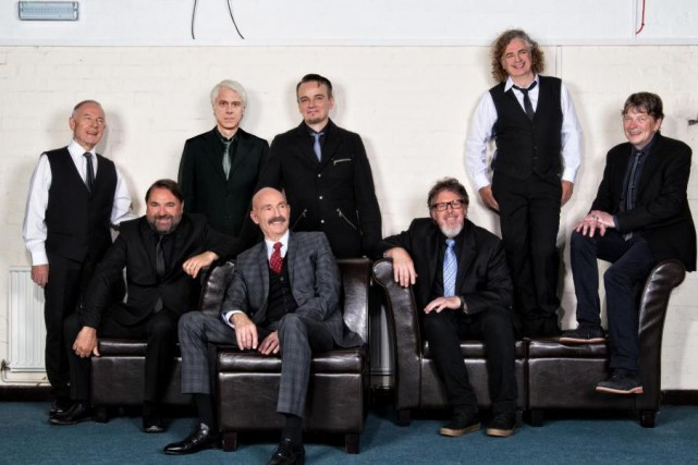 King Crimson... (Photo Rieflin, fournie par Spectra)