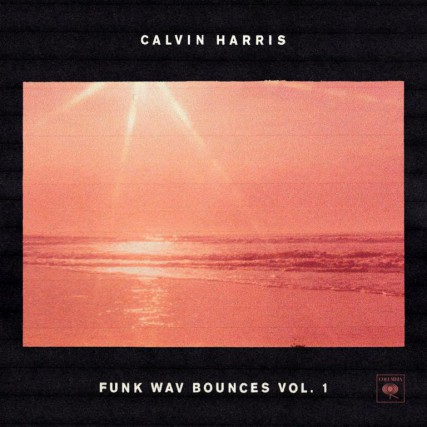 Funk Wav Bounces Vol. 1, de Calvin Harris... (IMAGE FOURNIE PAR COLUMBIA)