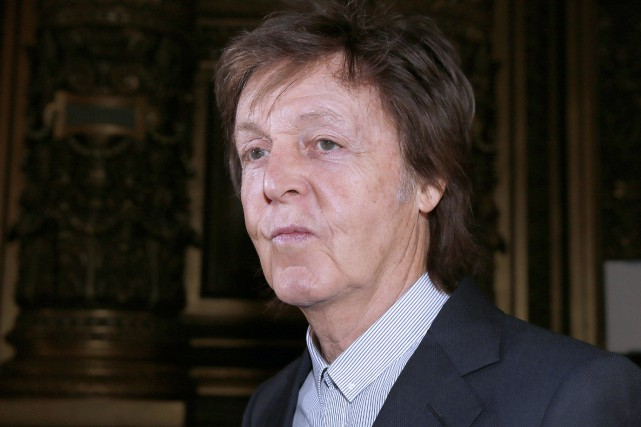 Paul McCartney... (PHOTO PATRICK KOVARIK, ARCHIVES AFP)
