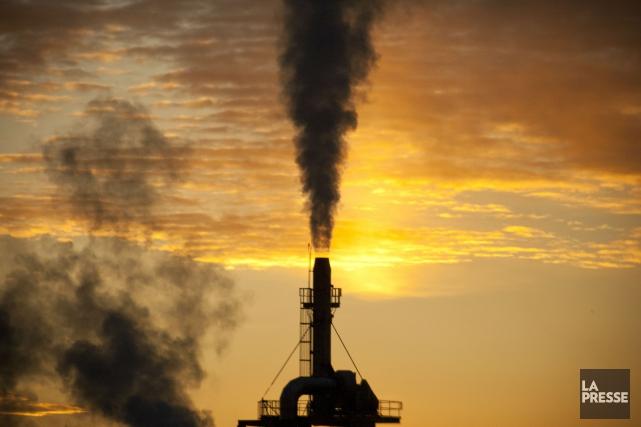 La Bourse du carbone, à laquelle participent la... (Archives, La Presse)