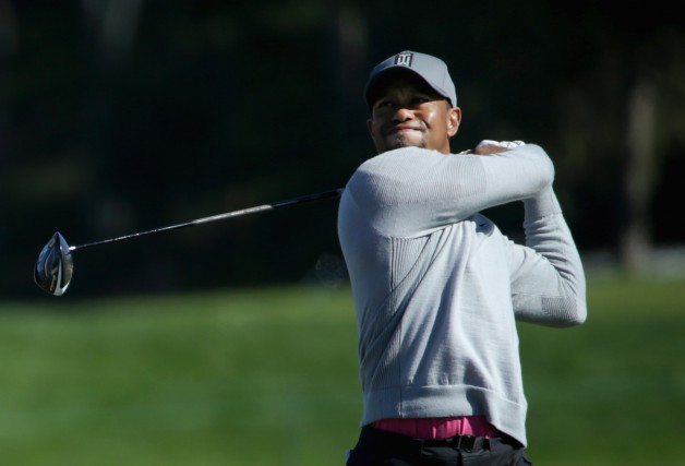 Tiger Woods... (Photo AFP)