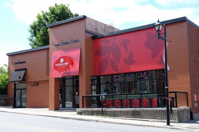 Rachelle-Béry fermera ses portes le 28 juillet prochain.... (Alain Dion)