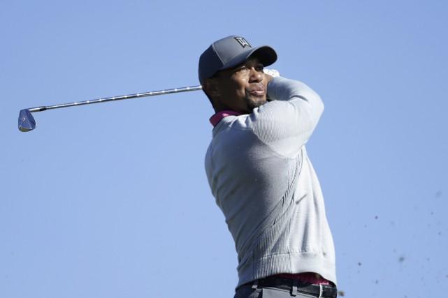 Tiger Woods a quitté la clinique où il... (AFP)