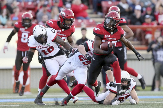 Le Rouge et Noir (0-1-1) reprendra l'entraînement ce... (La Presse canadienne)