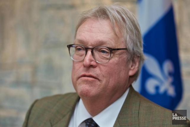 Gaétan Barrette, ministre de la Santé et des... (Photo André Pichette, Archives La Presse)