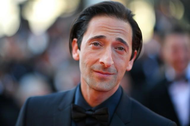 Adrien Brody au Festival de Cannes en mai... (Archives AFP)