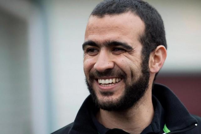 Omar Khadr a retrouvé sa liberté il y... (Archives La Presse canadienne)