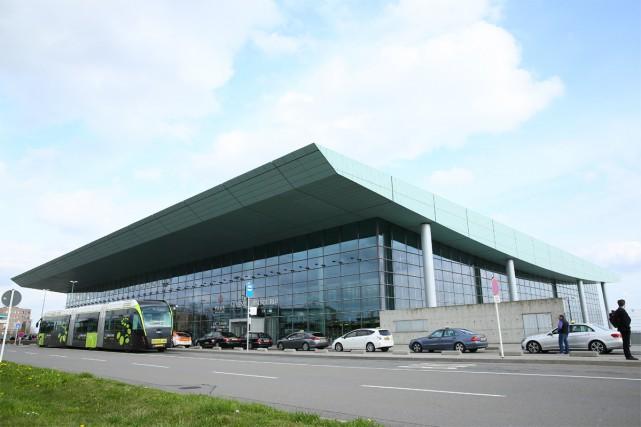 L'aéroport de Luxembourg... (Photo J. Bands, fournie par Lux-Airport)