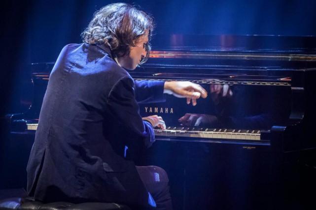 Guillaume Martineau et son collectif Lucioles présenteront la... (photo fournie par le festival de jazz)