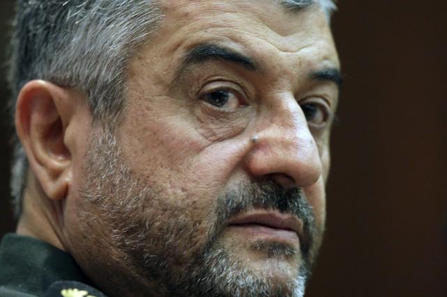 Mohammad Ali Jafari... (Photo Vahid Salemi, archives Associated Press)