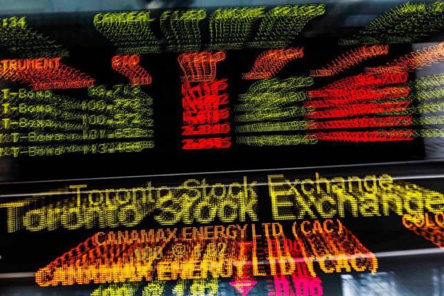 Le dollar canadien a grimpé mardi pour une sixième séance consécutive, une... (photo mark blinch, archives reuters)