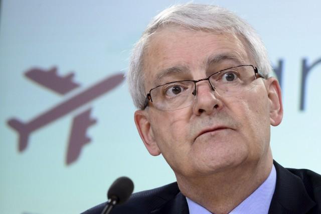 Le ministre fédéral des Transports, Marc Garneau... (Archives La Presse Canadienne)