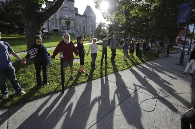 Éditorial / La Ville de Sherbrooke a visiblement un problème de communication... (Spectre média, René Marquis)