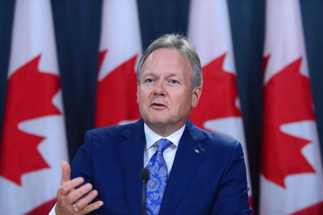 Le gouverneur de la Banque du Canada, Stephen... (Archives)
