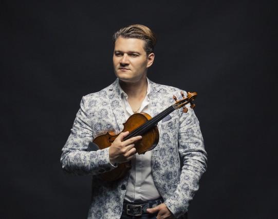 Le violoniste Alexandre Da Costa.... (Archives)