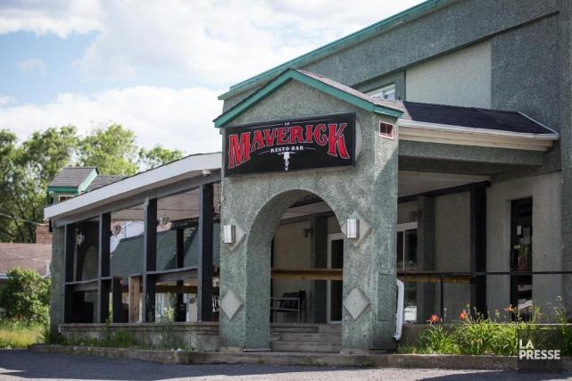 En deux ans, le bar Le Maverick a... (PHOTO SIMON GIROUX, LA PRESSE)