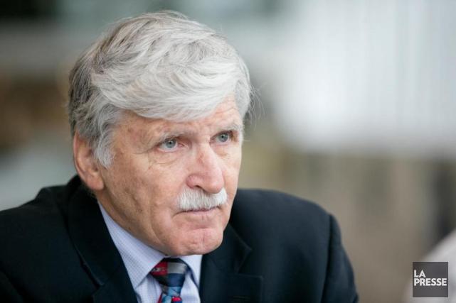 Le général Roméo Dallaire... (Archives La Presse, David Boily)