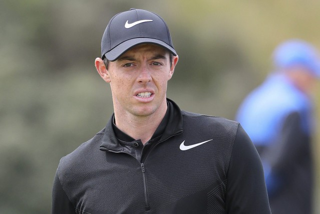 Rory McIlroy... (Photo Niall Carson, AP)