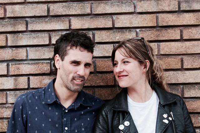 Ariane St-Pierre Cyr et Christian Simard, 38 ans...