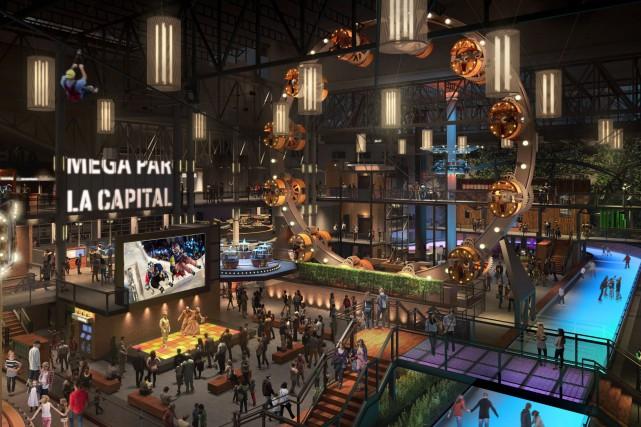 La révolution industrielle servira de thème au nouveau... (fournie par les Galeries de la Capitale)