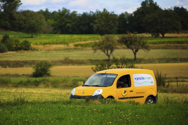 Le Renault Kangoo est utilisé par de nombreuses... (Photo: PhotosIn)