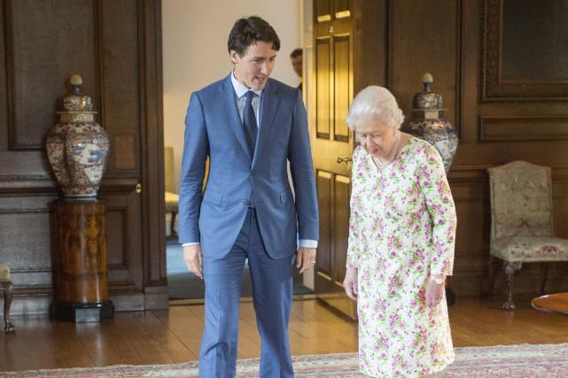 Le premier ministre canadien Justin Trudeau a rencontré... (Photo Ryan Remiorz, PC)