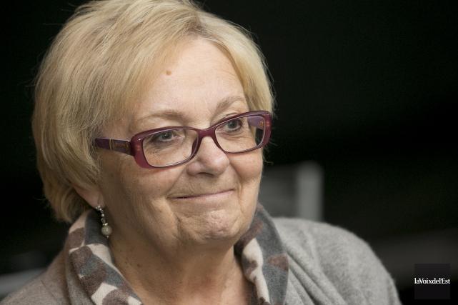 Colette Roy Laroche, ex-mairesse de Lac-Mégantic, agira comme... (La Voix de l'Est)