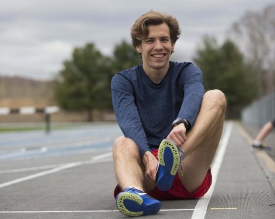 Déjà qualifié pour les Universiades, Antoine Thibeault, spécialiste... (Sylvain Mayer)