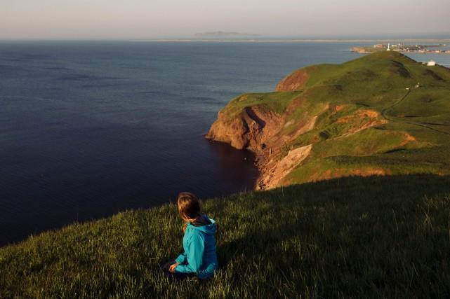 Ils vivent à l'heure des Maritimes, partent à l'aurore pour pêcher et jouissent... (collaboration spéciale Nigel Quinn)