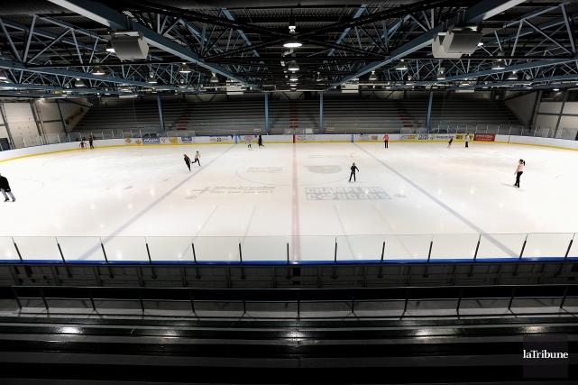 Parmi les quatre centres sportifs où le système... (Archives La Tribune)