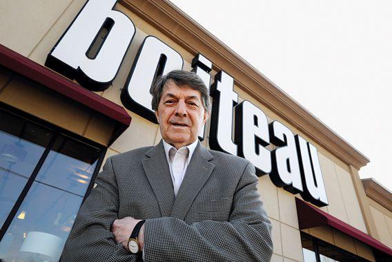 Gilles Boiteau en 2009... (Photothèque Le Soleil, Erick Labbé)
