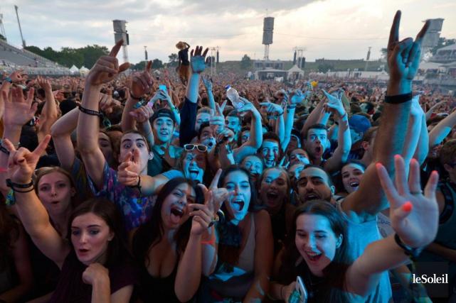 En 2016, le Festival d'été de Québec a... (PhotoYan Doublet, Archives Le Soleil)