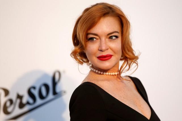 Lindsay Lohan... (Photo Stéphane Mahé, archives Reuters)